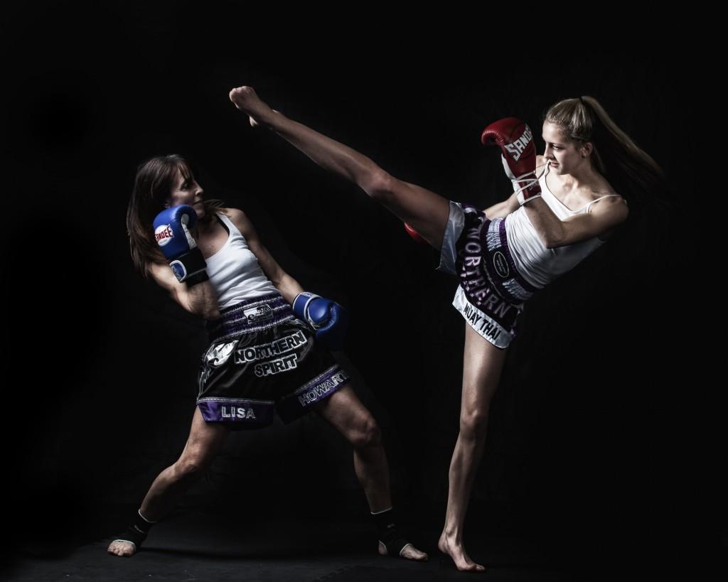 Kick Boks-Muay Thai